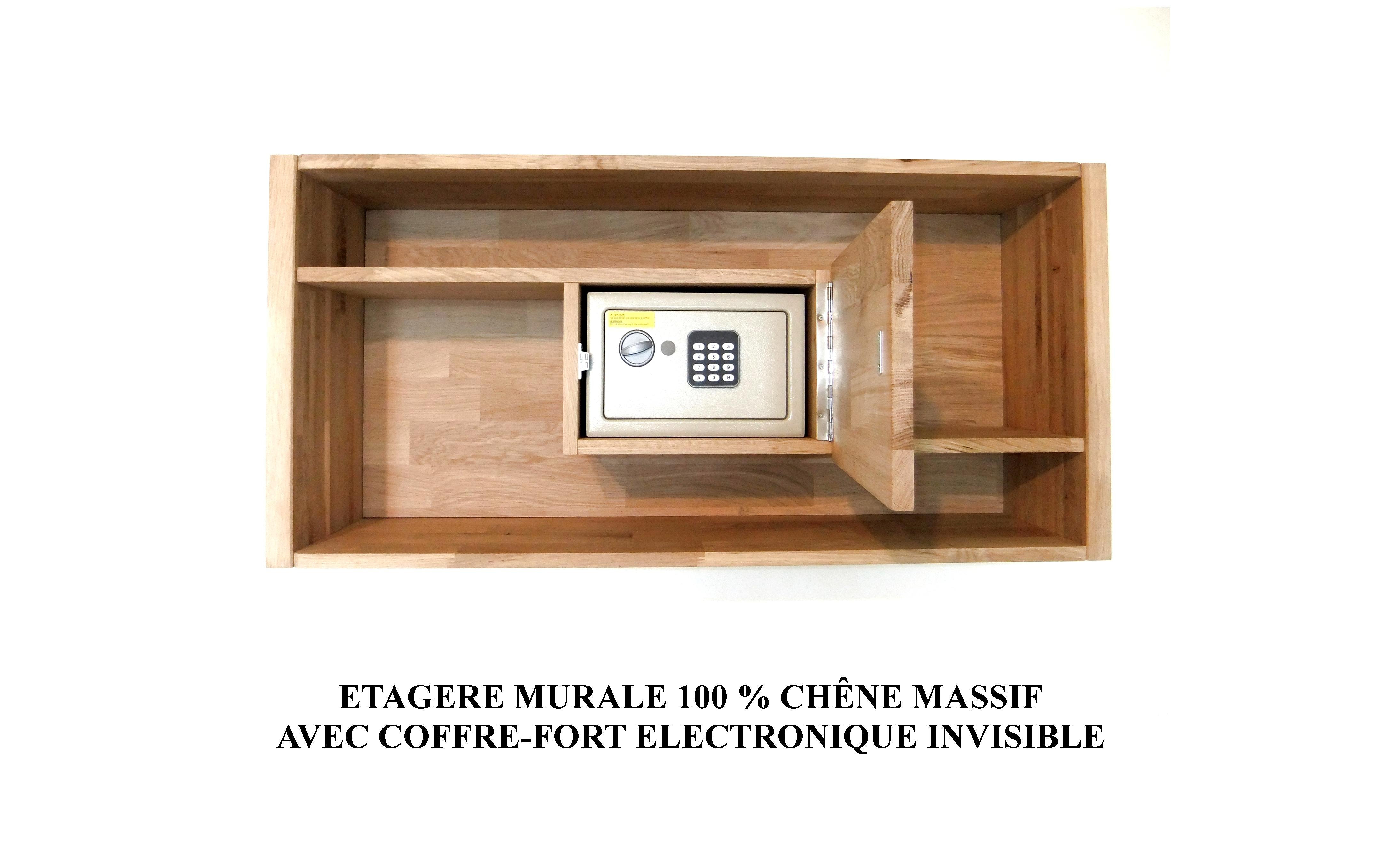 etag re murale coffre fort invisible. Black Bedroom Furniture Sets. Home Design Ideas