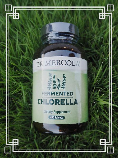Dr. Mercola's Fermented Chlorella Tablets