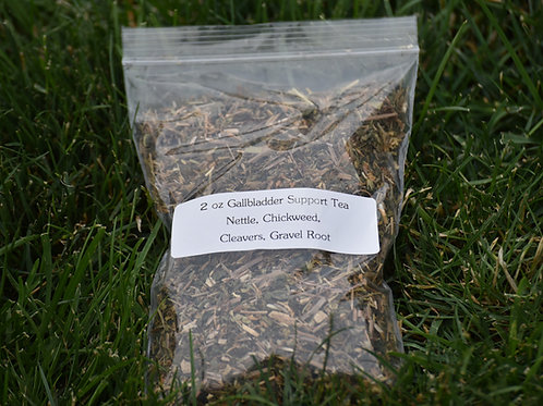 Organic Gallbladder and Liver Support Tea