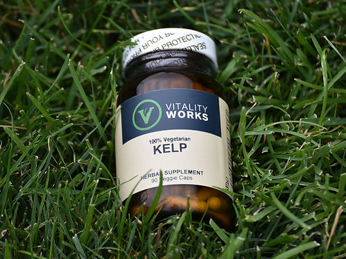 100% Vegetarian Kelp