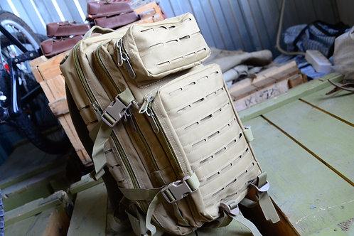Песочные Штурмовые рюкзаки, 25-27 литров