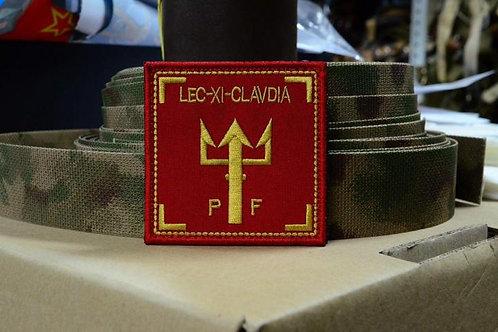 Нашивка, Патч, эмблема римского легиона Клавдия