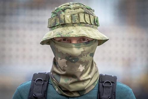 Снайперская панама в камуфляже Мох (A-tacs FX)
