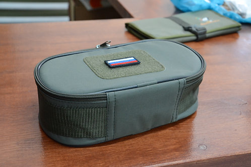 Кофр охотника с кассетницей на 50 патрон
