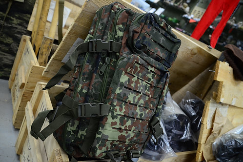 Трехдневный штурмовой рюкзак в камуфляже Флектарн