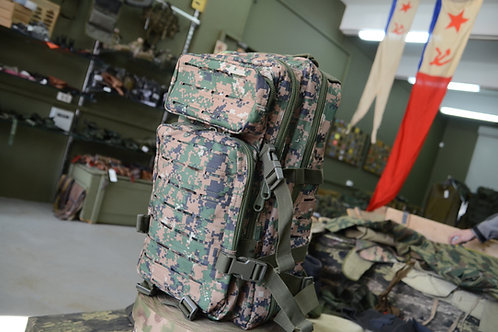 Штурмовой рюкзак, 25-27 литров.  Расцветка US Marpat