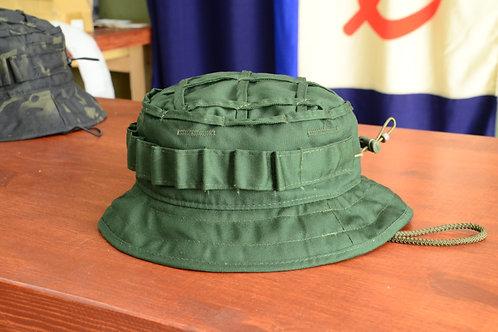 Снайперская панама в OD Green (зеленая олива)
