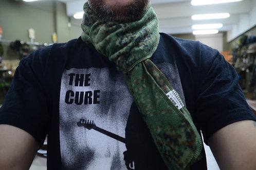 Флисовый шарф в Цифре, ЕМР Цифровая флора, Пиксель