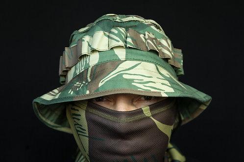 Снайперская панама в Родезийском камуфляже (Зимбабве).
