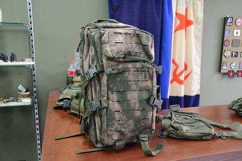 Трехдневный штурмовой рюкзак в камуфляже атакс (МОХ)