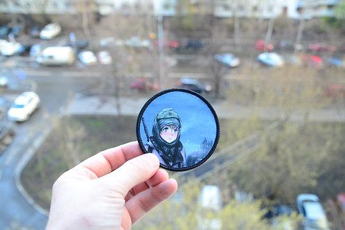 Патч манга, Сталинград с липучкой