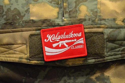 Нашивка, патч, Калашникова, Кока-Кола