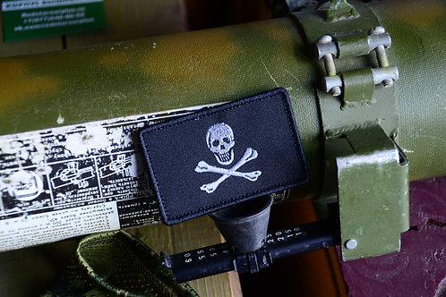 Патч флаг Ирландского пирата Эдварда Инглэнда с липучкой.