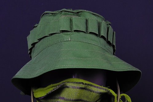 Снайперская панама в расцветке OD Green (зеленая олива).