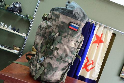 Рамный рюкзак в расцветке Мох
