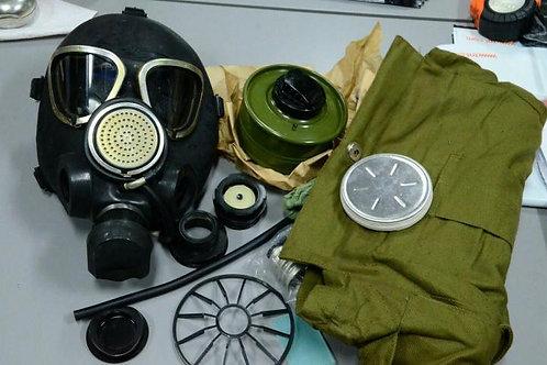 Армейские противогазы ПМК-2
