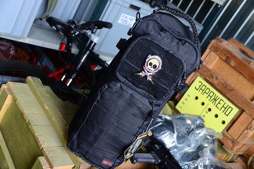Черные Однолямочные штурмовые рюкзаки