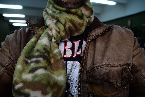 Флисовый шарф в Мультикаме