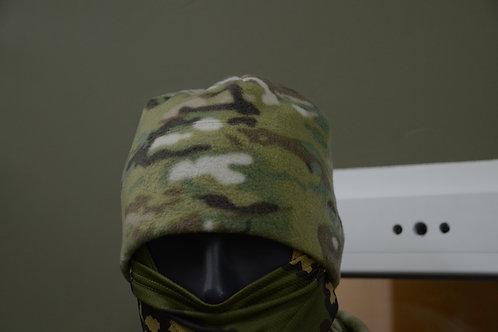 Флисовые шапки в Мультикаме (Multicam)