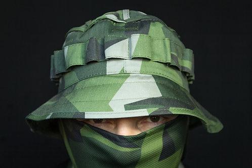 Снайперские панамы в классическом Шведском камуфляже М-90
