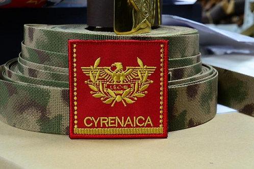 Нашивка, Патч эмблема Киренаикского легиона