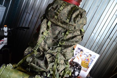 Новый альпинистский рюкзак в расцветке ЕМР Цифрова Флора