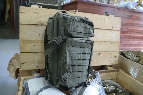 Трехдневный штурмовой рюкзак в оливе  Объем: 25 литров