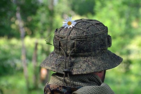 Панама снайперская в расцветке ЕМР, Цифровая Флора»