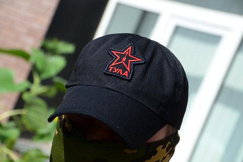 Бейсболка  логотип оружейного завода Тула времен СССР !
