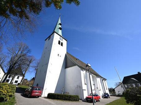 Erster Gottesdienst am 31. Mai: Ein Video-Rundgang durch die vorbereitete Apostelkirche