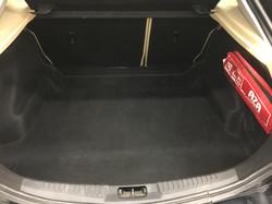 Autoaufbereitung im Innenraum