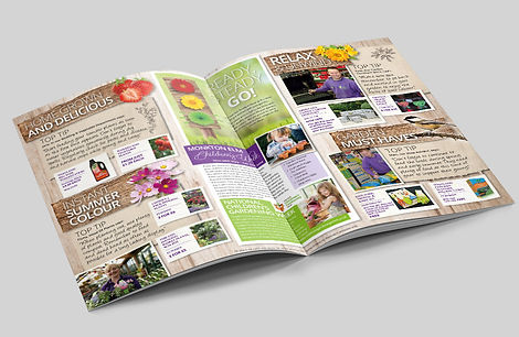 Monkton Elm Garden Centre Loyalty Mailer