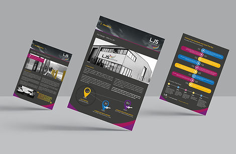 Marketing Literature Design