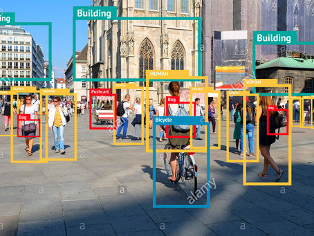 Analyze easily images with AI: Object Detection