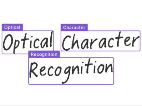 Optical Character Recognition (OCR): Which solution to choose ?