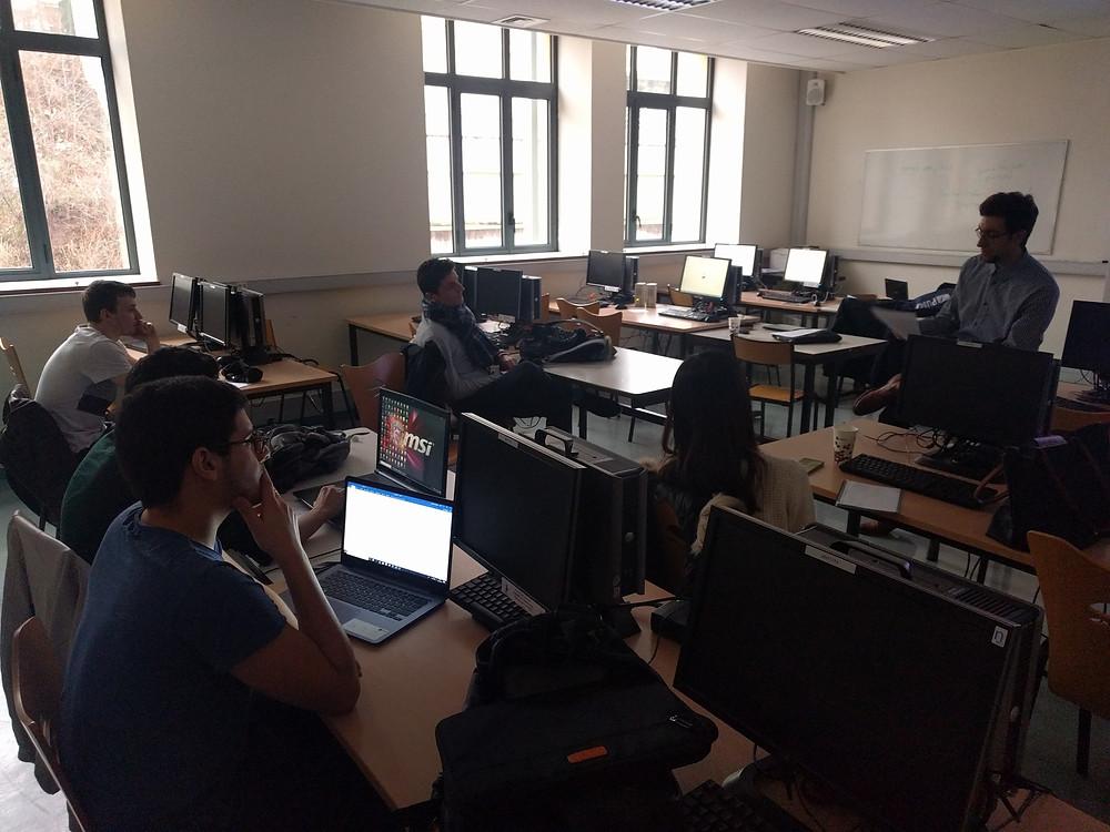 DataGenius - Projets recherche en partenariat avec l'Ecole des Mines de Saint-Etienne