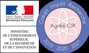 Agrément CIR (Crédit d'Impôt Recherche)