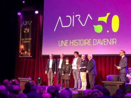 DataGenius vainqueur du challenge Innov'ADIRA avec AI-Compare !