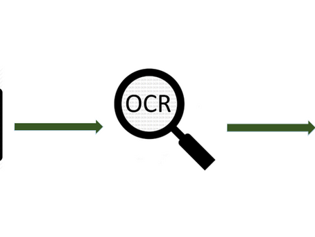 Analyze easily document files with AI: Optical Character Recognition OCR