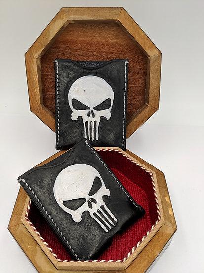 The Punisher minimalist wallet