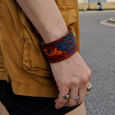Celtic Cuff Bracelet