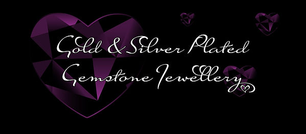 Gold & Silver Plated Gemstone Jewellery.