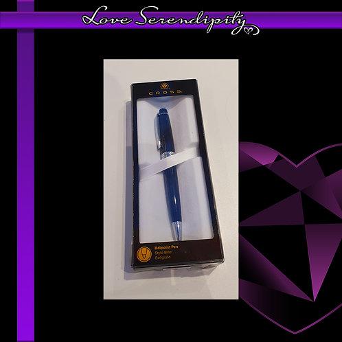 Cross Bailey Black Ballpoint Pen
