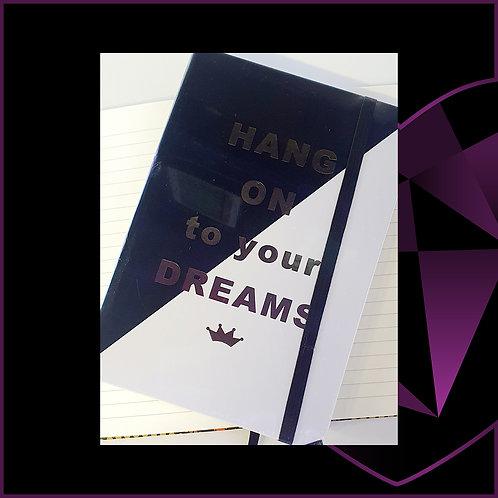 A5 Notebook Dreams