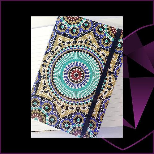 A5 Notebook Mandala D4