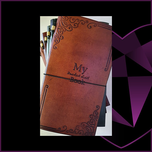 My Bucket List Book