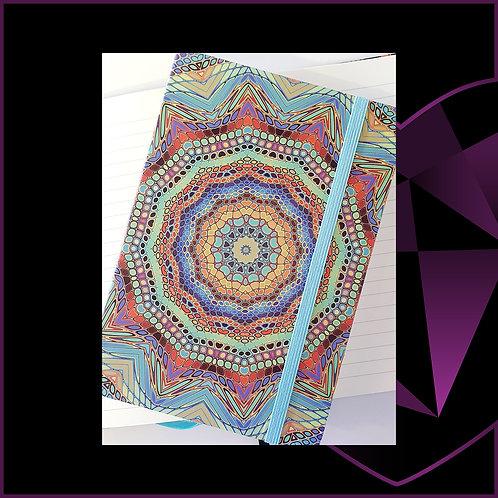 A5 Notebook Mandala D2