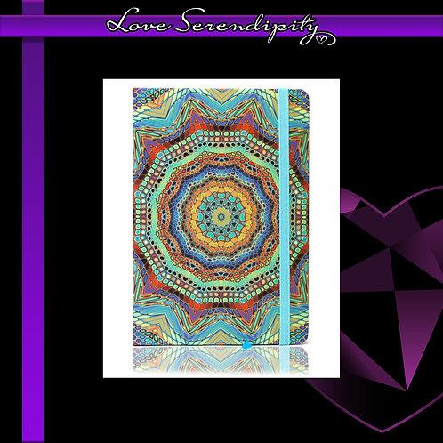 Notebook A5 Mandala D2