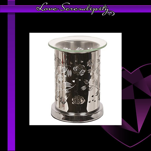 Mirror Wax Melter Floral