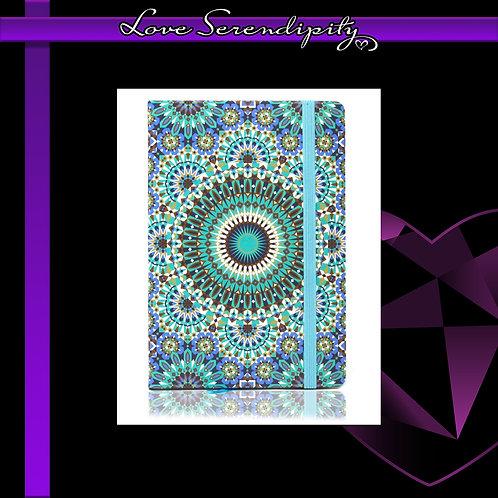 Notebook A5 Mandala D3